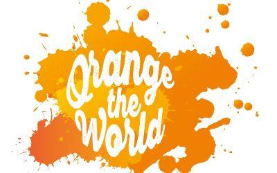 Kalender Orange The World 2020